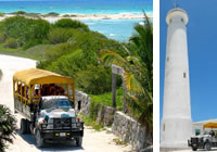 Isla Cozumel Private Group Tour