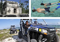 Isla Cozumel Polaris Day Pass